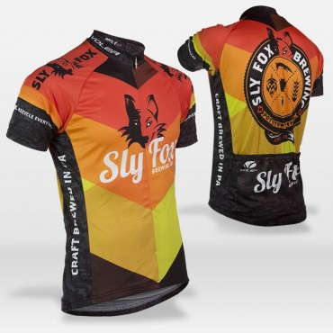 Sly Fox Cycling Jersey