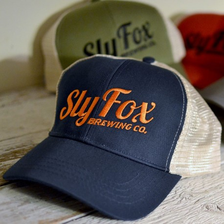 abfc1fa1f Embroidered Trucker Hat